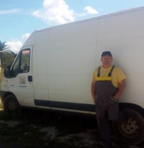 Usluge čišćenja odvoz otpada